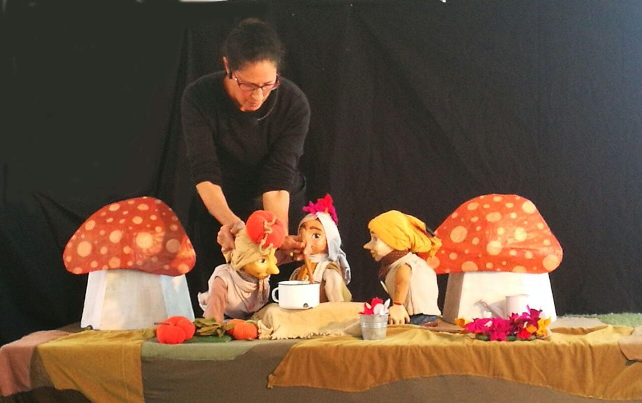 הצגת הילדים מר זוטא ועץ התפוחים