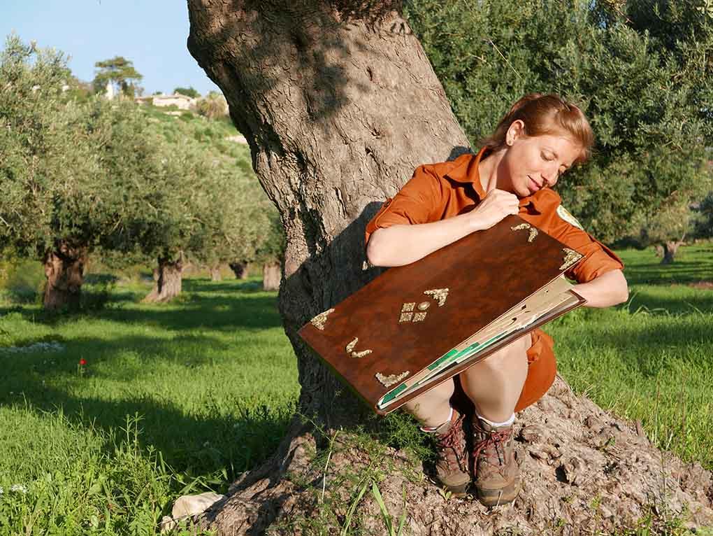 בלשים ביער - הצגת ילדים